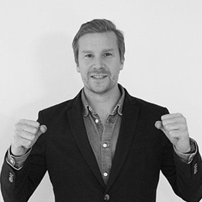Johan Strömdahl, Projektansvarig
